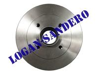 Барабан задний тормозной Логан II / Сандеро II