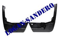Брызговики передние Логан II / Сандеро II c 2014 г.в. (комплект)