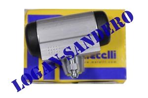 Цилиндр тормозной задний Логан / Сандеро METELLI 200*39 система BOSCH