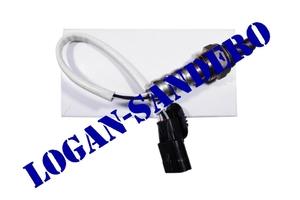 Датчик кислорода (лямбда-зонд) FRANCECAR белый Логан / Сандеро / Ларгус / Альмера / Дастер