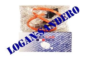 Датчик кислорода (лямбда-зонд) FRANCECAR оранжевый Логан / Сандеро / Ларгус / Альмера / Дастер