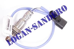 Датчик кислорода (лямбда-зонд) Renault синий Логан / Сандеро / Ларгус / Альмера / Дастер
