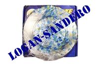 Диск передний тормозной вентилируемый Логан / Сандеро / Ларгус AMD (комплект)