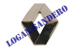 Эмблема передняя РОМБ с 2010 г.в. Логан / Сандеро