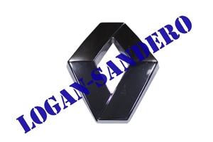 Эмблема передняя РОМБ Рено Логан до 2010 г.в.