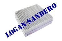 Фильтр салонный угольный Рено Логан II / Сандеро II 2014- / VESTA / KAPTUR FRANCECAR