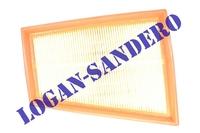 Фильтр воздушный 1,6 16V Логан / Сандеро / Ларгус / Альмера / Дастер AMD