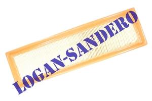 Фильтр воздушный Логан / Сандеро / Ларгус с 2012 г.в. FRANCECAR