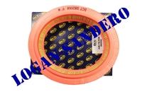 Фильтр воздушный Логан / Сандеро до 2012 г.в. SCT