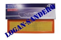 Фильтр воздушный Логан / Сандеро / Ларгус с 2012 г.в. АТ