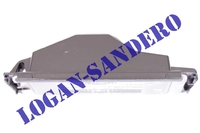 Фонарь подсветки номерного знака Логан с 2010 г.в. / Сандеро