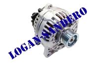 Генератор К4М 16V 150А Логан / Сандеро / Ларгус / Дастер / Альмера GROG