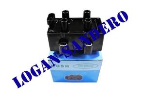 Катушка зажигания 1,4-1,6 8V Логан / Сандеро / Ларгус GROG