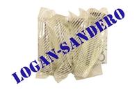 Клапан выпускной 4шт. 1,4-1,6 8V Логан / Сандеро / Ларгус QUARTZ