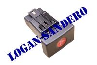 Кнопка аварийной сигнализации Логан