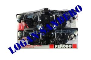 Колодки тормозные передние 1,6 16V Логан II / Сандеро II FERODO