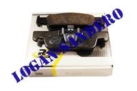 Колодки тормозные передние 1,6 16V Логан II / Сандеро II Road House