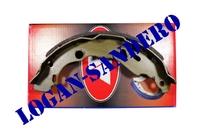 Колодки тормозные задние 200*39 система BOSCH Логан / Сандеро AP