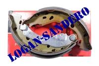 Колодки тормозные задние 200*39 система BOSCH Логан / Сандеро REMSA