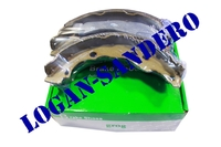 Колодки тормозные задние 200*39 система BOSCH Логан / Сандеро GROG