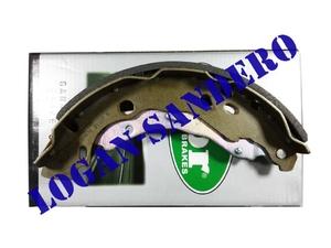 Колодки тормозные задние 200*39 система BOSCH Логан / Сандеро LPR