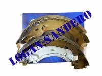 Колодки тормозные задние 200*39 система BOSCH Логан / Сандеро AMD
