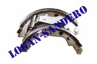 Колодки тормозные задние Рено Дастер 1,5Dci, 1,6-2,0L 4WD TEXTAR