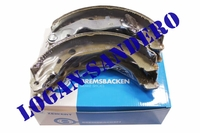 Колодки тормозные задние Рено Дастер 1,5Dci, 1,6-2,0L 4WD ZEKKERT