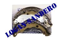 Колодки тормозные задние 200*39 система BOSCH Логан / Сандеро FRANCECAR