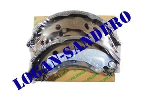 Колодки тормозные задние 200*39 система BOSCH Логан / Сандеро PILENGA