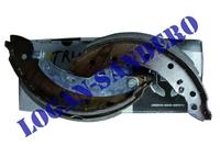 Колодки тормозные задние 200*39 система TRW Логан / Сандеро Road House