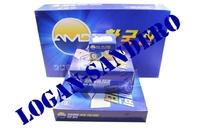 Комплект фильтров (масляный+воздушный+салонный) 16кл. Логан / Сандеро / Ларгус / Дастер / Альмера AMD