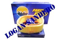Комплект фильтров(масляный+воздушный+салонный) до 12 г.в. Логан / Сандеро AMD