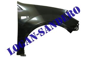 Крыло переднее правое Рено Сандеро -2014 г.в.