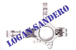 Кулак поворотный левый Логан / Сандеро / Ларгус FRANCECAR