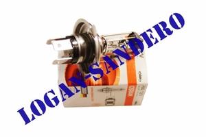 Лампа H4 60/55W Логан / Сандеро / Ларгус OSRAM