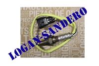 Датчик кислорода (лямбда-зонд) Renault желтый Логан / Сандеро / Ларгус / Альмера / Дастер
