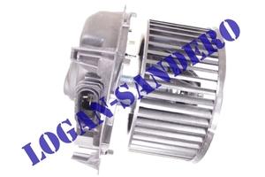 Мотор печки (отопителя) без кондиционера Логан / Сандеро / Ларгус / Дастер / Альмера