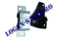 Опора двигателя правая 1,4-1,6 8V Логан / Сандеро ZEKKERT
