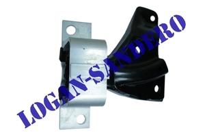 Опора двигателя правая 1,4-1,6 8V Логан / Сандеро DELLO
