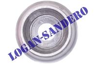 Опора амортизатора переднего резиновая Логан / Сандеро / Ларгус / Дастер / Альмера SASIC