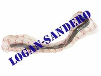 Патрубок печки отводящий Логан 1,4-1,6 до 2010 г.в. ASAM
