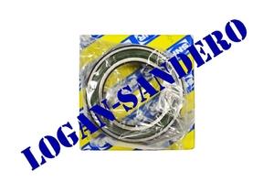 Подшипник компрессора кондиционера Логан / Сандеро / Ларгус / Альмера / Дастер SNR
