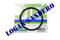 Прокладка дроссельной заслонки малая 1,6 16V Логан / Сандеро / Ларгус / Альмера / Дастер COTECH