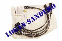 Провода высоковольтные Логан / Сандеро / Ларгус MANOVER