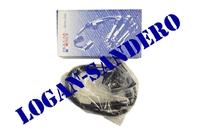 Провода высоковольтные Логан / Сандеро / Ларгус FRANCECAR