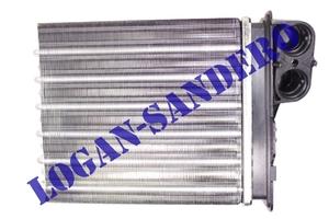 Радиатор отопителя Логан / Сандеро / Ларгус / Дастер LUZAR