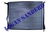 Радиатор охлаждения для а/м без кондиционера Логан с 2008г.в. / Сандеро / Ларгус FRANCECAR