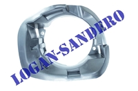 Рамка противотуманной фары левая Сандеро