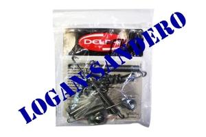 Ремкомплект задних тормозных колодок 203*39 DELPHI TRW